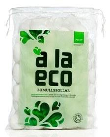 Bild på Ekologiska bomullsbollar 70 st