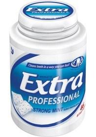Bild på EXTRA Professional Strong Mint burk, 46 st