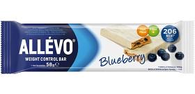Bild på Allévo Low Calorie Bar Blueberry 58 g
