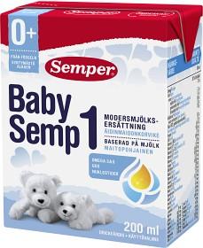 Bild på Baby Semp 1 drickfärdig 200 ml
