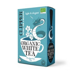 Bild på Clipper Organic White Tea 26 st