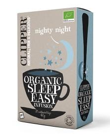 Bild på Clipper Organic Sleep Easy Infusion 20 tepåsar