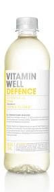 Bild på Vitamin Well Defence Citrus/Fläder 500 ml
