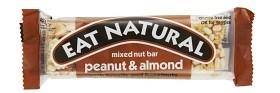 Bild på Eat Natural Peanut & Almond 45 g