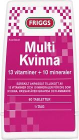 Bild på Friggs Multikvinna 60 tabletter