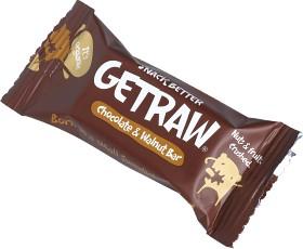 Bild på Getraw Chocolate & Walnut 42 g