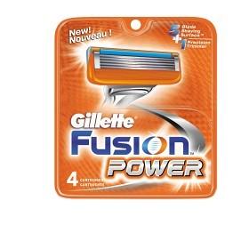 Bild på Gillette Fusion Power rakblad 4 st