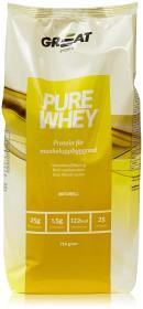 Bild på Great Earth Nutrition Pure Whey Naturell 750 g