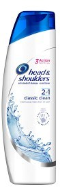 Bild på Head & Shoulders 2in1 Classic Clean 250 ml