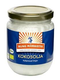 Bild på Kung Markatta Kokosolja Virgin 225 ml
