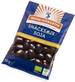 Bild på Kung Markatta Snacksmix Sojabönor i choklad 50 g