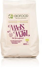 Bild på Biofood Majsmjöl 400 g