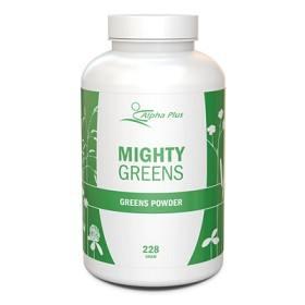 Bild på Mighty Greens 228 g