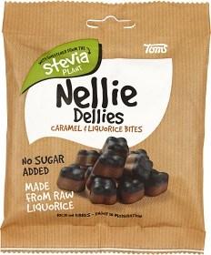 Bild på Nellie Dellies Caramel & Liquorice Bites 90 g
