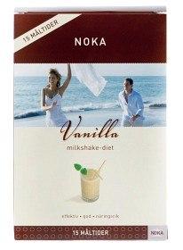 Bild på Noka Milkshake Vanilj 15 portioner