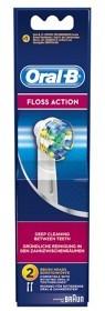 Bild på Oral-B Floss Action borsthuvud 2 st