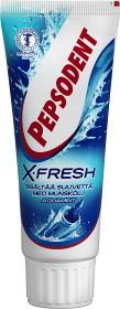 Bild på Pepsodent X-Fresh Aquamint tandkräm 75 ml
