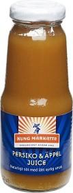 Bild på Kung Markatta Persiko- & Äppeljuice 200 ml