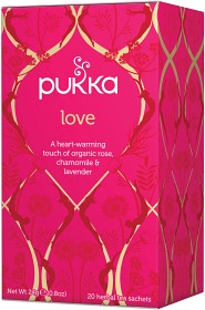 Bild på Pukka Love Tea 20 tepåsar