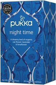 Bild på Pukka Night Time Tea 20 tepåsar