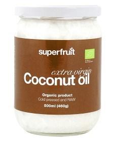Bild på Superfruit Extra Virgin Coconut Oil 500 ml