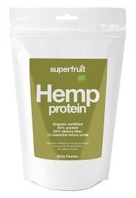 Bild på Superfruit Hampaprotein 500 g