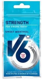Bild på V6 Strength Sweet Menthol 30 g