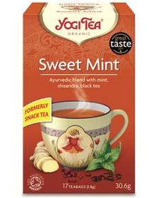 Bild på YogiTea Sweet Mint 17 tepåsar