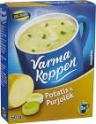 Blå Band Varma Koppen Potatis och Purjolökssoppa 3x2 dl