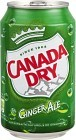 Canada Dry Ginger Ale 330 ml