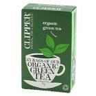 Clipper Organic Green Tea 26 st