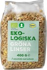 Favorit Gröna Linser 400 g