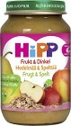 HiPP Fruktpuré Frukt & Dinkel 6M 190 g