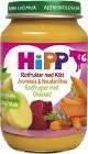 HiPP Rotfrukter med Kött 6M 190 g