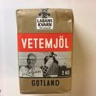 Labans Kvarn Vetemjöl Roma 2 kg