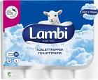 Lambi Toalettpapper Classic 12 p