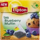 Lipton Te Blueberry Muffin 20 p