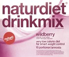 Naturdiet Drinkmix Wildberry 15 portioner