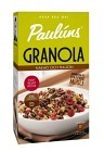 Pauluns Granola Kakao & Hallon 450 g