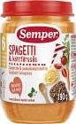 Semper Spagetti & Köttfärssås 6M 190 g