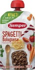 Semper Ätklar Spagetti Bolognese 6M 120 g