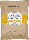 Svenska LantChips Gräddfil & Lök 200 g