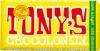 Tony's Chocolonely Milk Chocolate Almond Honey Nougat 180 g
