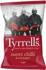 Tyrrells Chips Sweet Chili & Red Pepper 150 g