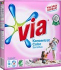 Via Tvättmedel Koncentrat Color Sensitive Pulver 750 g