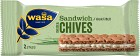 Wasa Sandwich Cheese & Chives 37 g