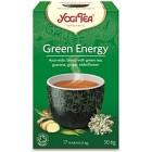 YogiTea Green Energy 17 tepåsar