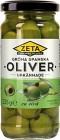 Zeta Gröna Oliver Urkärnade 235 g
