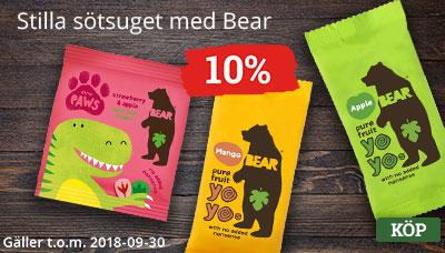 Bear sep 2018