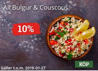Bulgur & Couscous